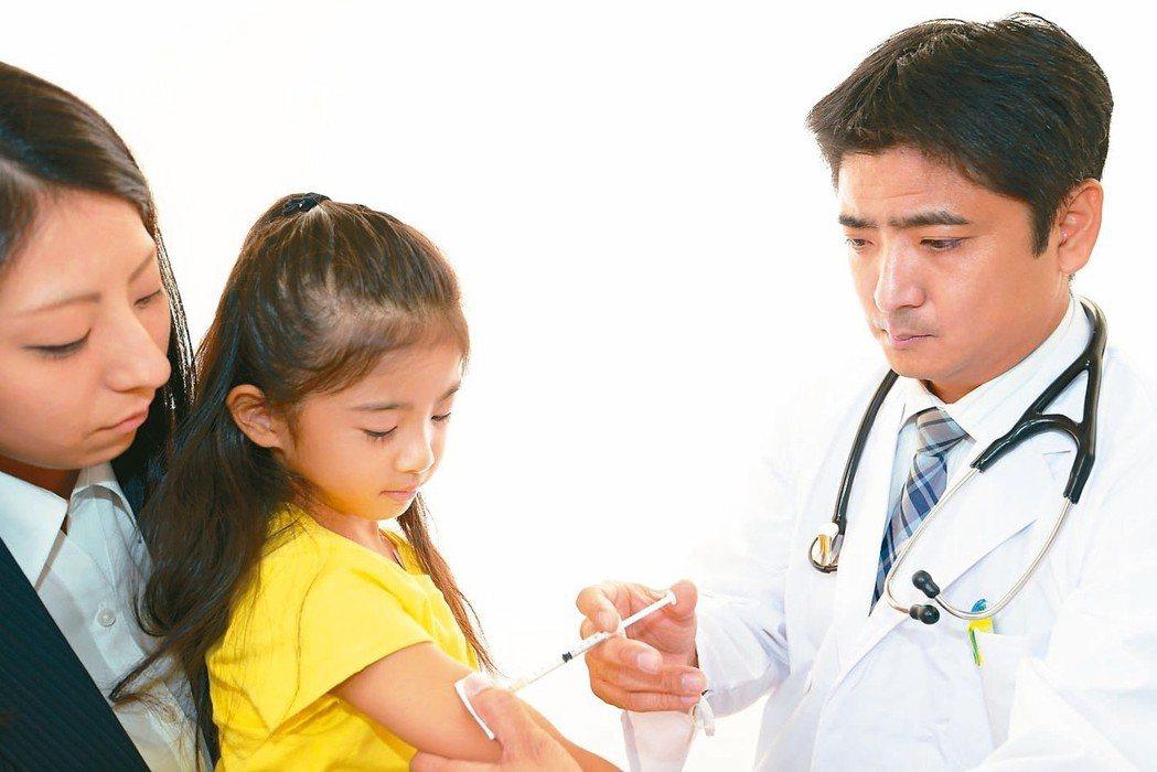 疾管署釋出5萬劑公費疫苗給自費市場。 圖/123RF