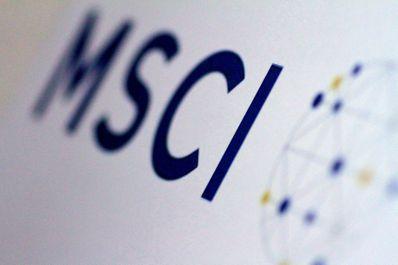 MSCI三降台股權重,估台股將流出600億元資金。 (路透)