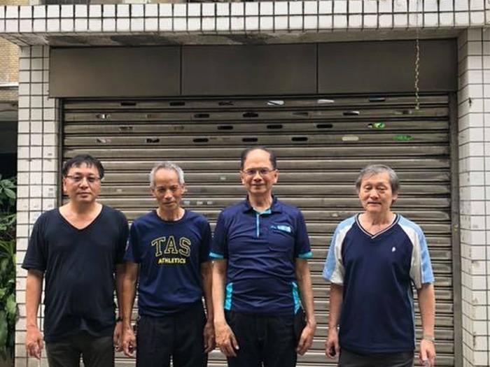 行政院前院長游錫堃貼文指出,台北市四維路22巷15號與22巷17號之間有一處許多...