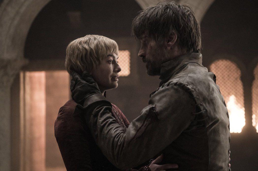 「冰與火之歌:權力遊戲」是MTV影視大獎入圍最多的強片。圖/HBO提供
