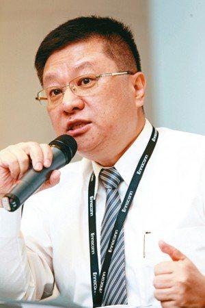 樺漢董事長朱復銓 (本報系資料庫)