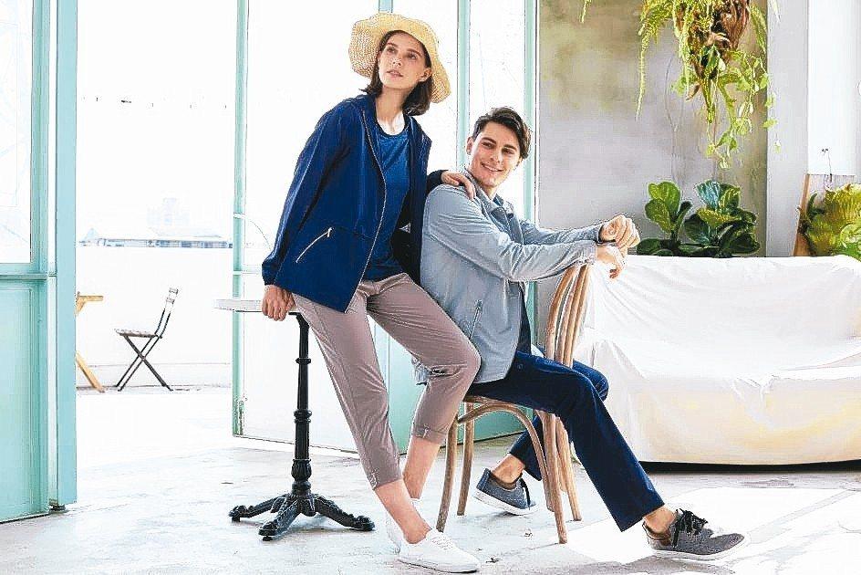 因應將邁入的盛夏HAKERS哈克士戶外推出UPF50+防曬的機能型長版外套。 哈...