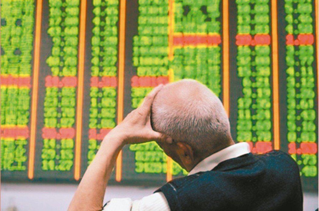 美中貿易衝突再度增溫,引發全球資本市場大幅震盪,首當其衝的中國大陸股市承壓重,引...