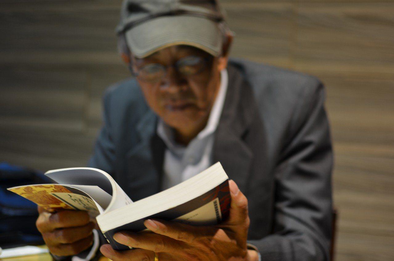 林榮基簽證延長2個月 陸委會已同意 中央社
