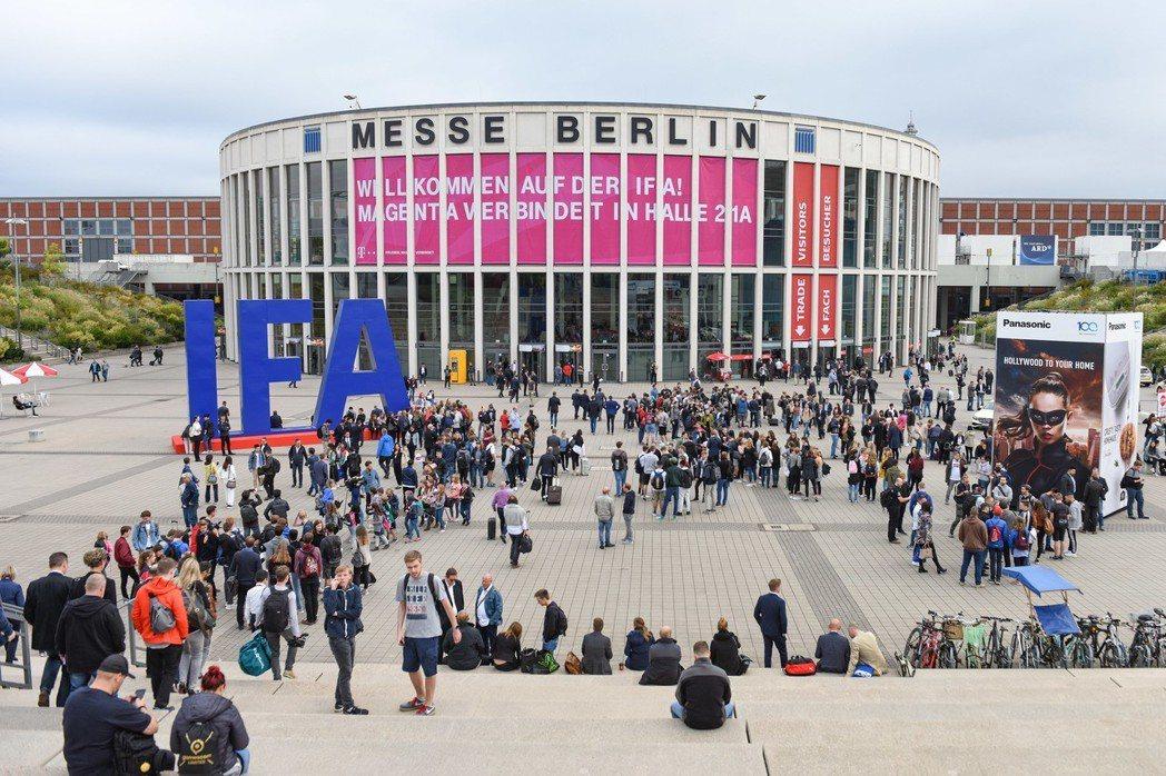 IFA為全球最大規模消費電子暨家電展,是品牌行銷重要盛會。 IFA/提供