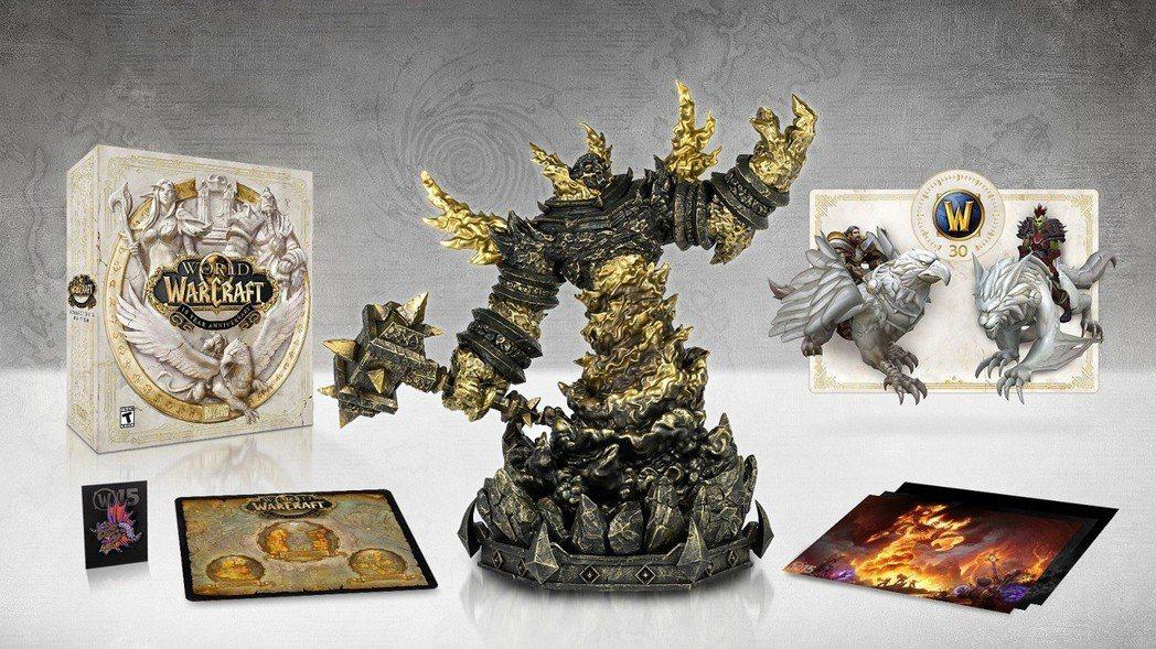 《魔獸世界》將推出15 週年典藏版
