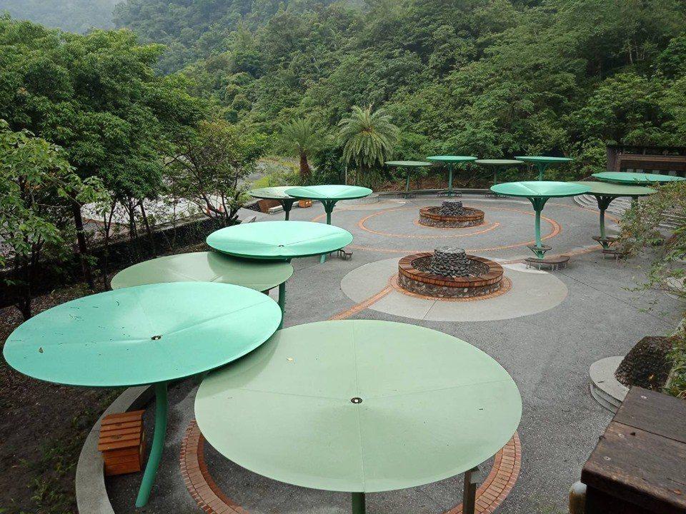 鳩之澤溫泉煮蛋21日重新啟用。圖/取自太平山國家森林遊樂區粉絲團