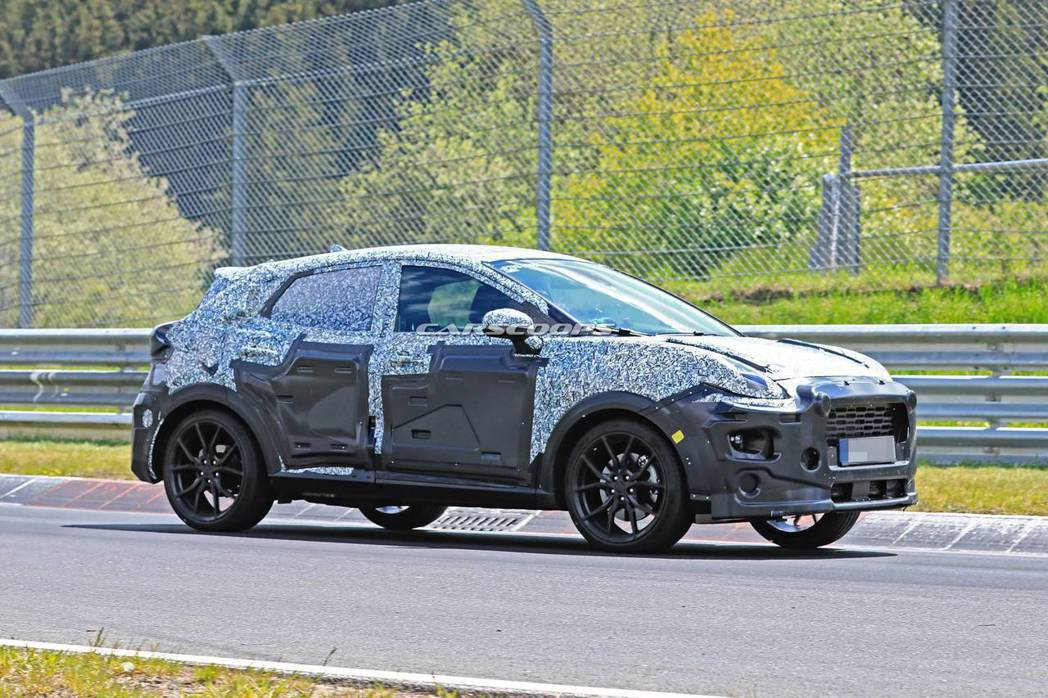 全新Ford Puma最快今年底前就會率先於歐洲販售。 摘自Carscoops