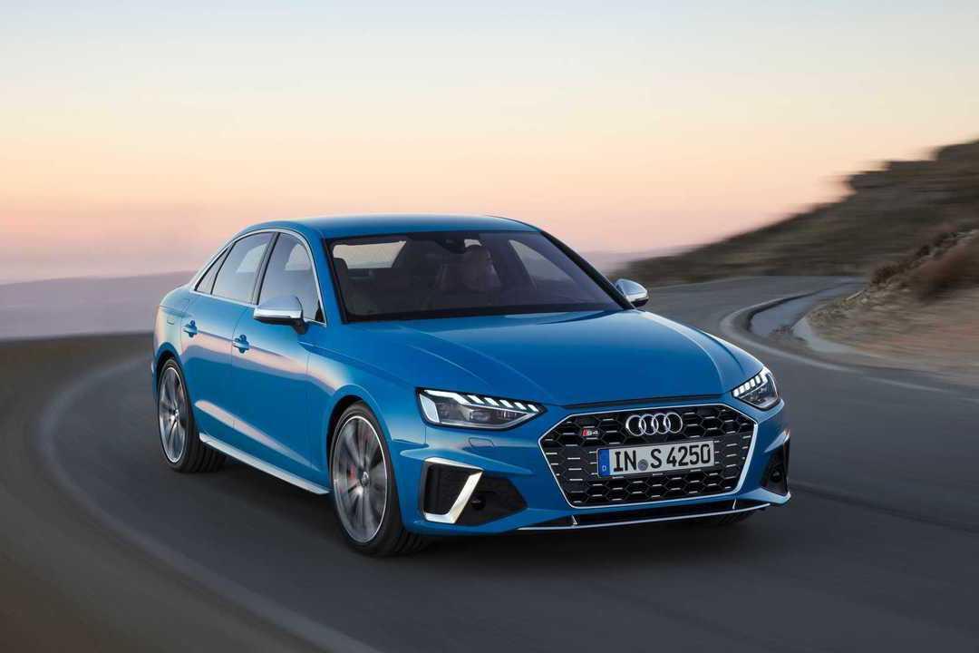 2020 Audi A4重磅小改款 輕油電系統 柴油S4全數登場!