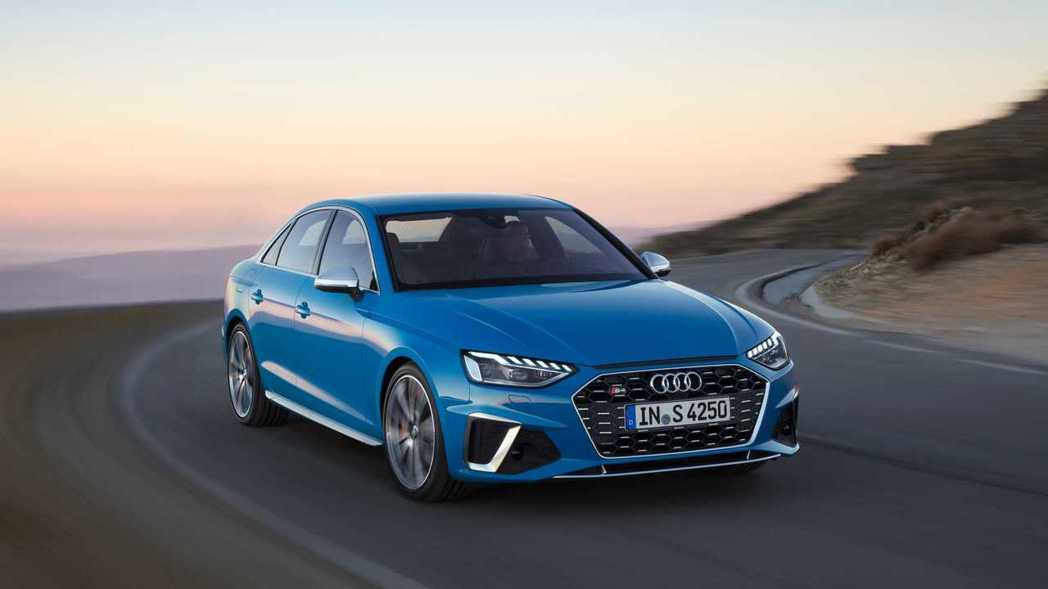 不過Audi S4 TDI只限歐洲市場販售。 摘自Audi