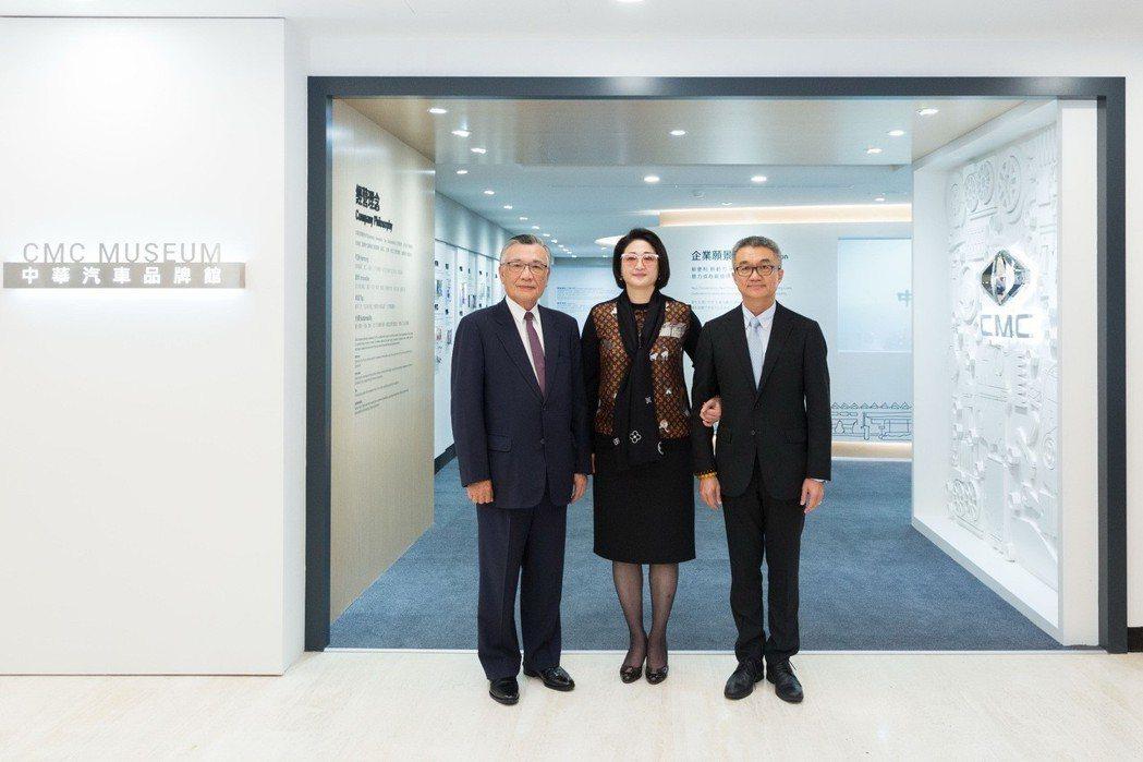 中華汽車成立品牌館,期望深化品牌溝通與交流。 圖/中華汽車提供