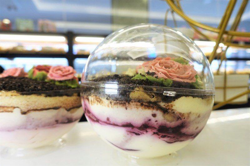 (圖/台灣旅行趣) ▲有機藍莓醬也是自己熬煮的喔。