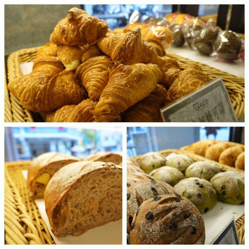 (圖/台灣旅行趣) ▲店裡也有販售麵包跟西點喔。