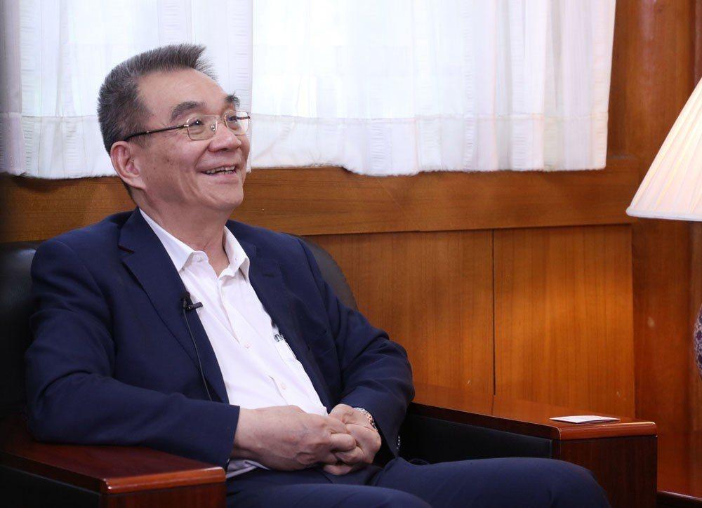 鐘鼎山林、人各有志,林毅夫表示他沒有愧對老師、朋友。攝影/郭宏治
