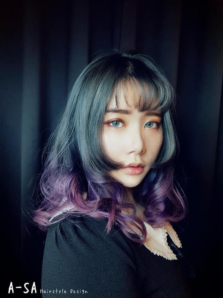 髮型創作/中山18 / A-SA。圖/StyleMap提供