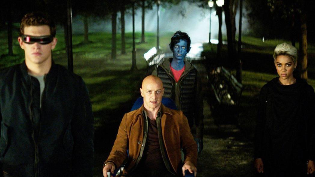 獨眼龍在「X戰警」電影裡一直沒有得到很好的描繪與發揮。圖/摘自imdb