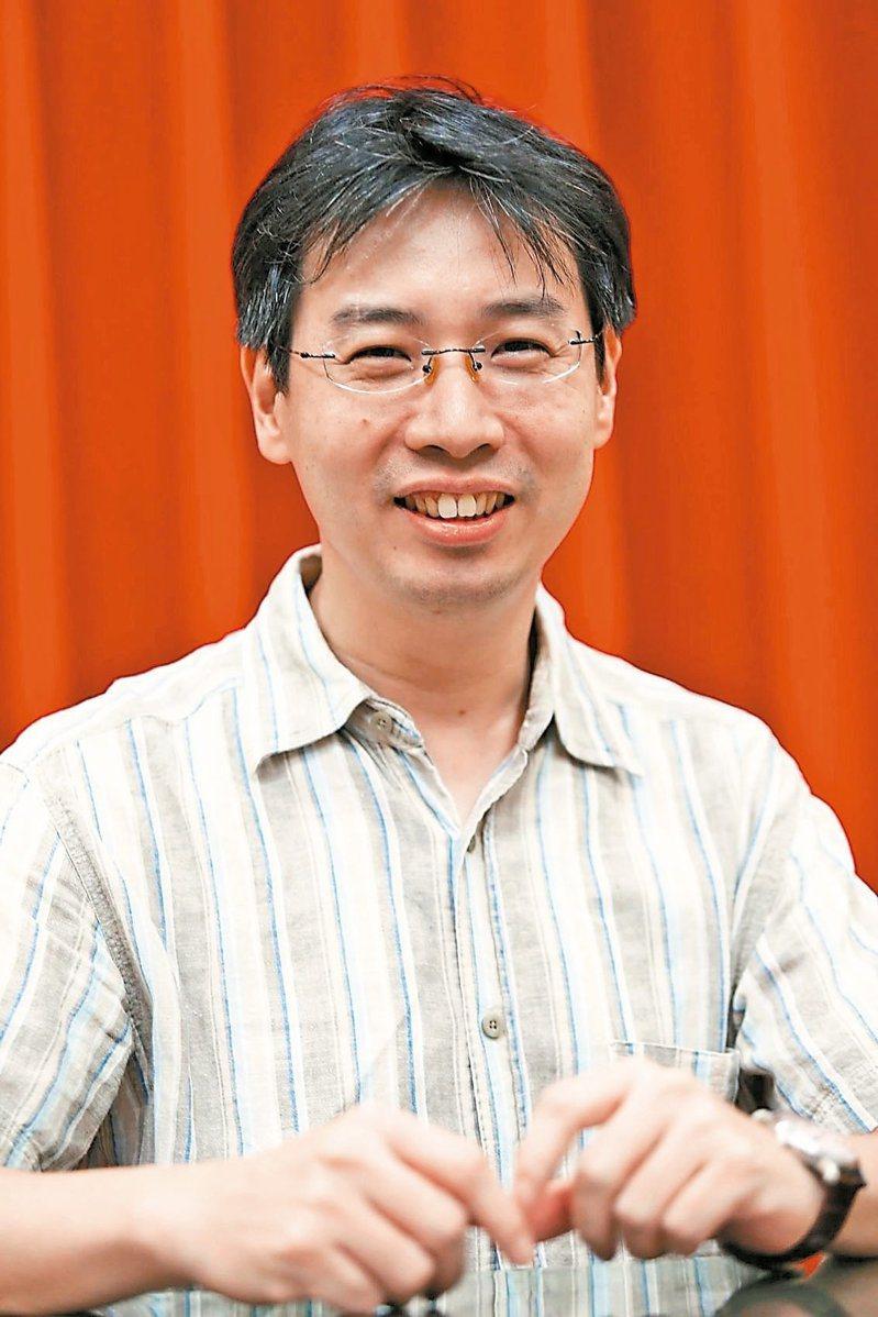 台師大國文學系教授徐國能。本報資料照片