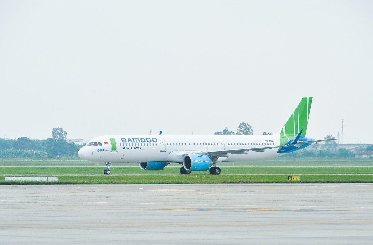越竹航空預計在6月中下旬陸續首航峴港、下龍灣等航點。圖/越竹航空提供