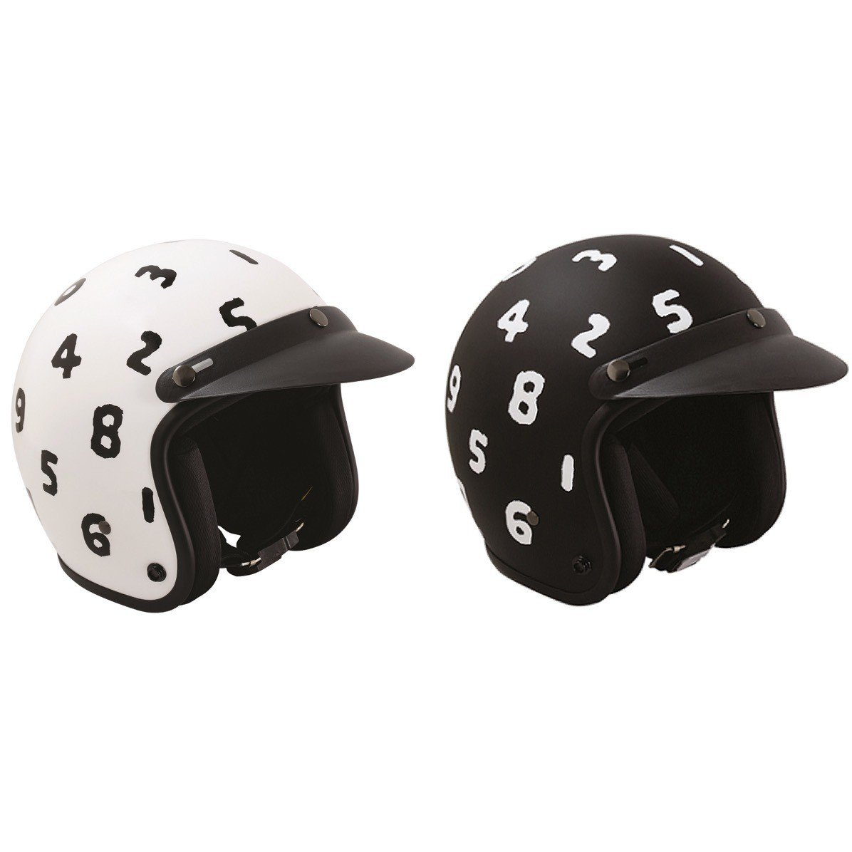 SOU‧SOU與誠品書店合作獨家推出台灣限定版安全帽,共3款,990元。圖/誠品...