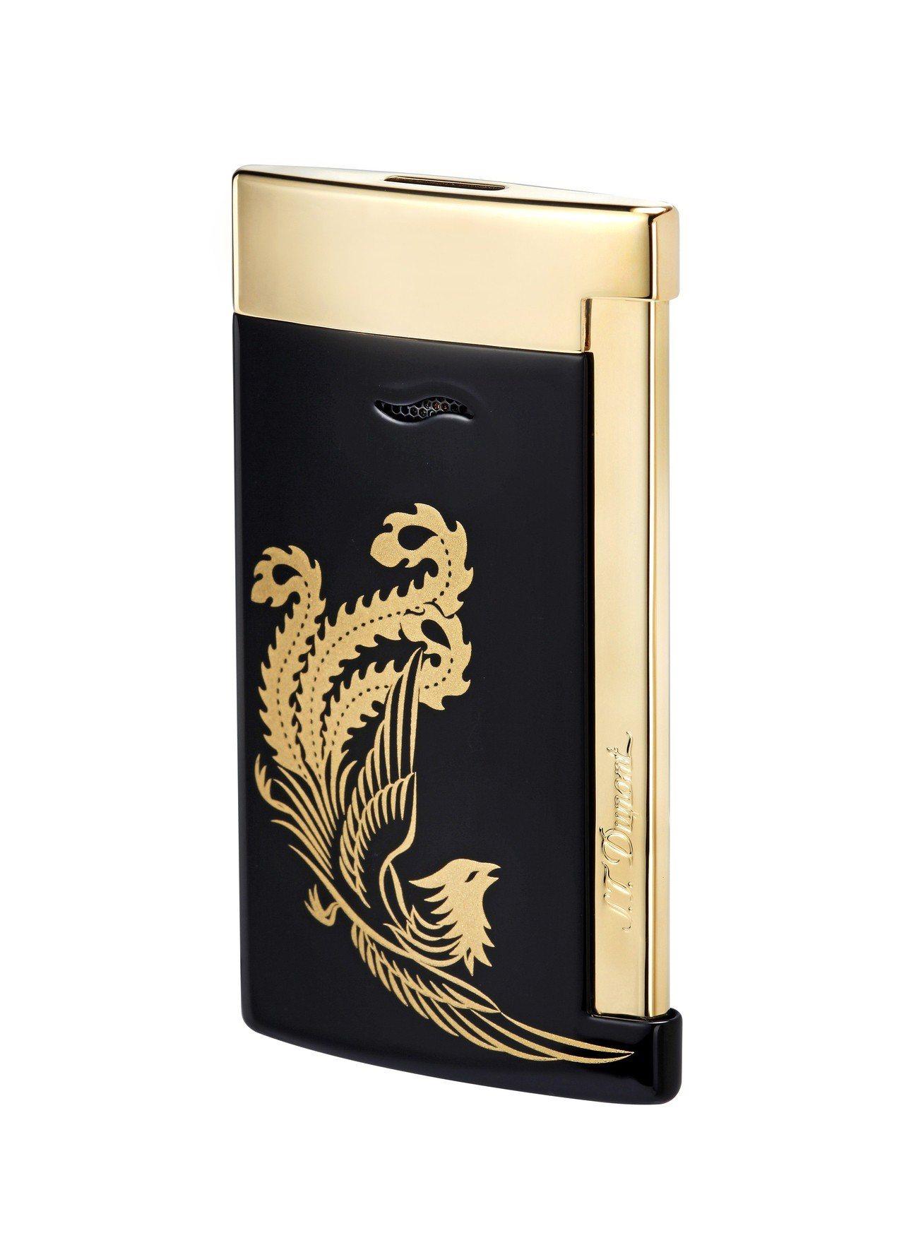 Dupont台北新光三越百貨A9館獨家商品SLIM 7系列打火機-鳳凰,6,98...