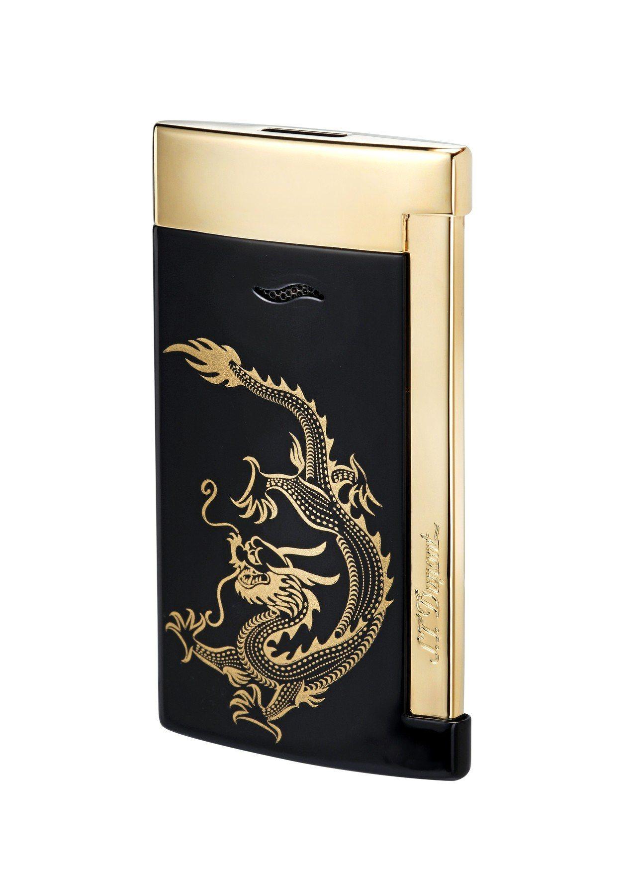 Dupont台北新光三越百貨A9館獨家商品SLIM 7系列打火機-龍,6,980...