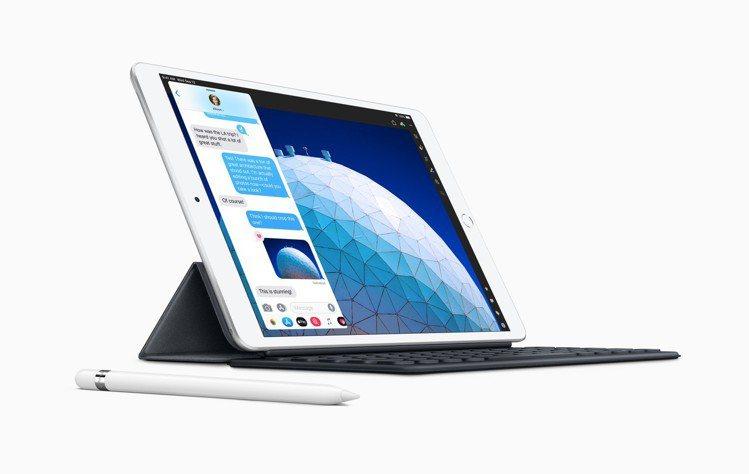 新款iPad Air與iPad Mini皆可支援第一代Apple Pencil。...