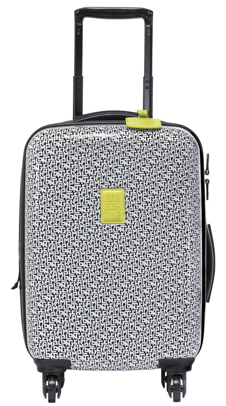 LGP系列帶輪行李箱,售價16,100元。圖/LONGCHAMP提供