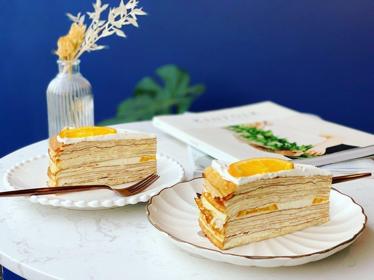 原預計5/13開放訂購的新口味「橙花香丁」無預警停賣。記者張芳瑜/攝影