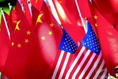 針對中美貿易戰,中共官媒展開輿論戰,強調北京已為鬥爭做好準備。 (美聯社)