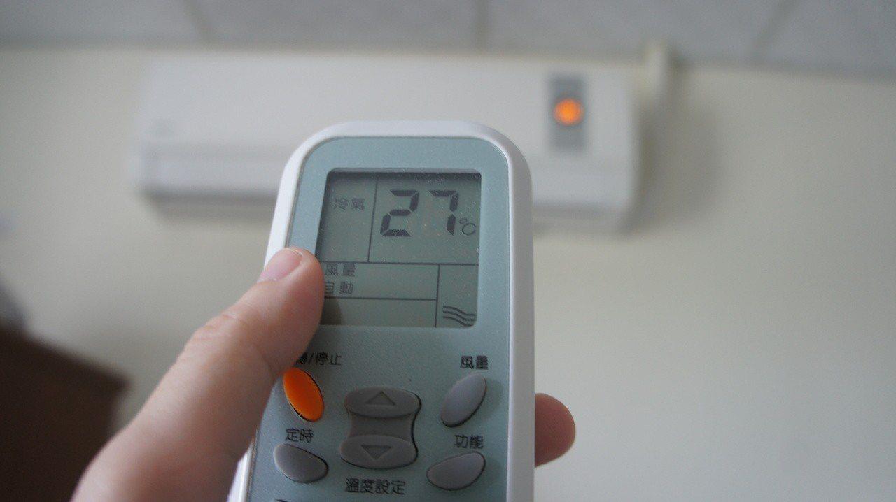 剛裝冷氣客人就喊不冷,原來是按到「送風」,讓到府廠商傻眼。 圖/聯合報系資料照片
