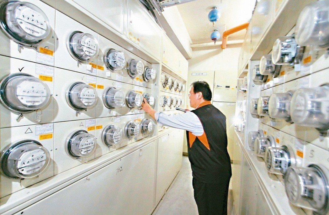 夏月電價透過分段計價方式,用愈多漲愈多。 圖/聯合報系資料照片
