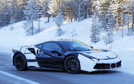 Ferrari全新Hybrid油電超跑將於本月發表? 動力達近千匹馬力!