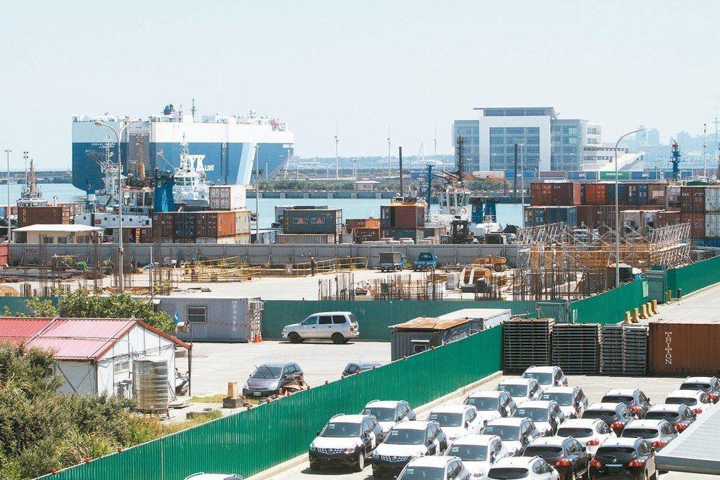 台北港娛樂專用區變更為「產業專用區」。 (本報系資料庫)