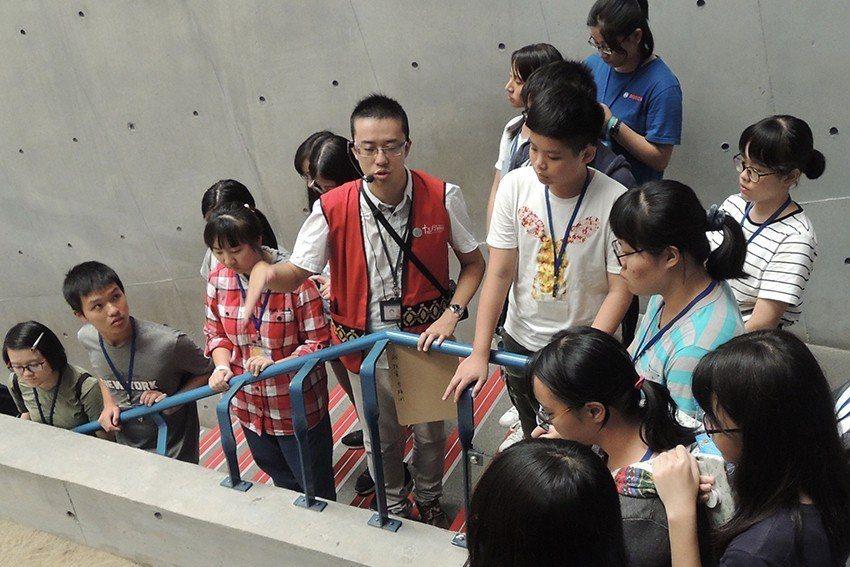 青年諮詢委員可獲「十三行青年學院」系列活動保障名額。 十三行博物館/提供
