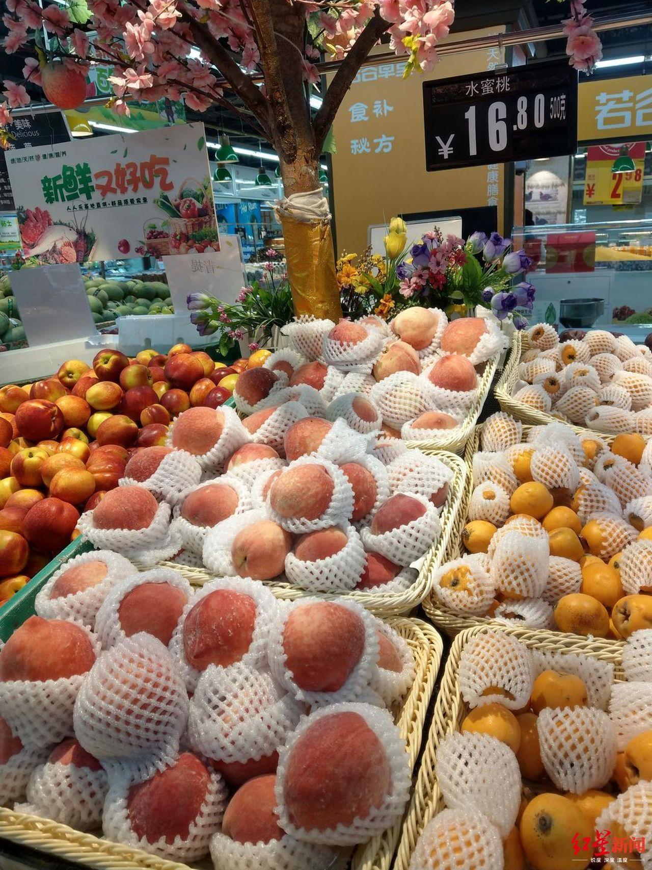 「荔枝自由」上熱搜,水果比肉貴…國家統計局回應了 (取材自紅星新聞)