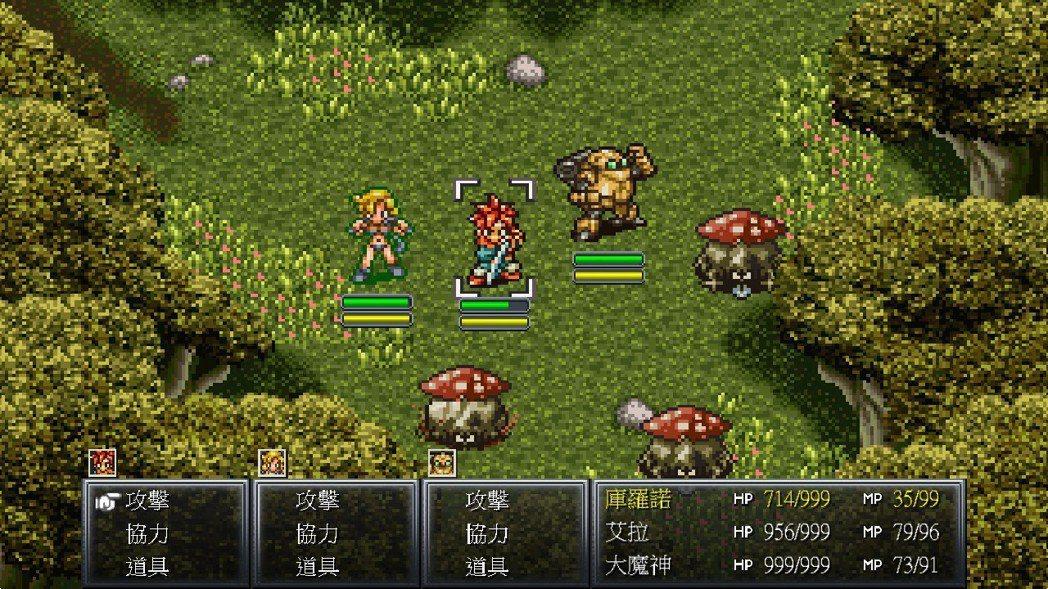 套用 FF 的 ATB 戰鬥機制,再加上本身主打的無縫即時戰鬥,整個遊戲的節奏玩...