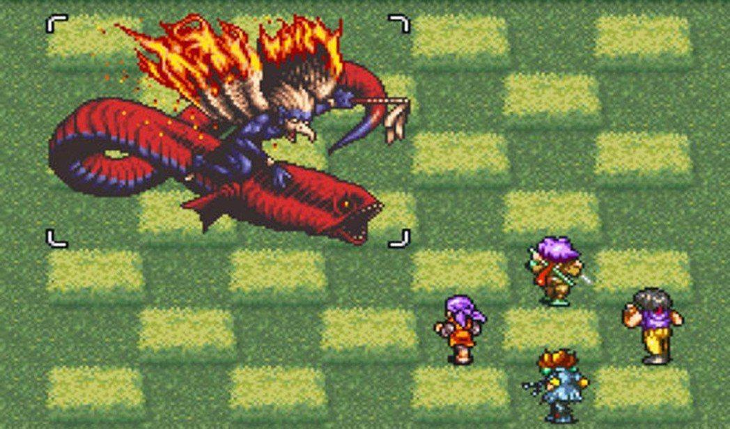 Square 另外一款經典 RPG《狂飆騎士》,同樣於超級任天堂上發行,但推出日...