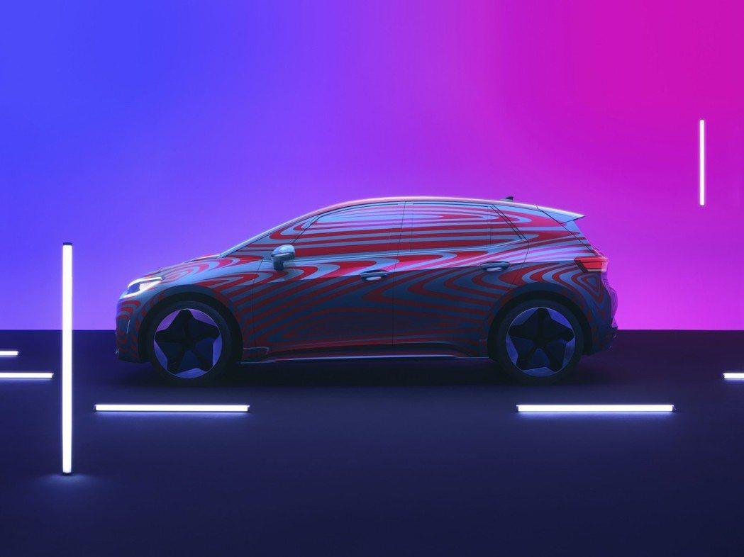 Volkswagen限量三萬台的ID.3 1ST特仕車,在預購不到一週的時間內,...