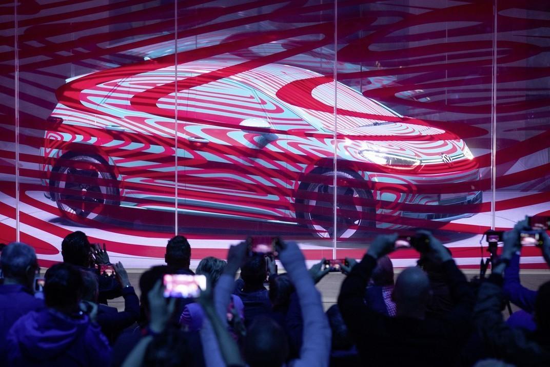 Volkswagen ID.3純電掀背超夯 開放預購一天內破萬台!