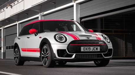 影/史上最強306匹馬力!Mini John Cooper Works Clubman、Countryman降臨