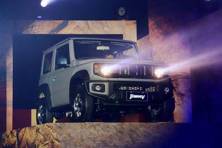 接單近2,000張、候車期超過1年!全新Suzuki Jimny臺幣74.8萬正式上市