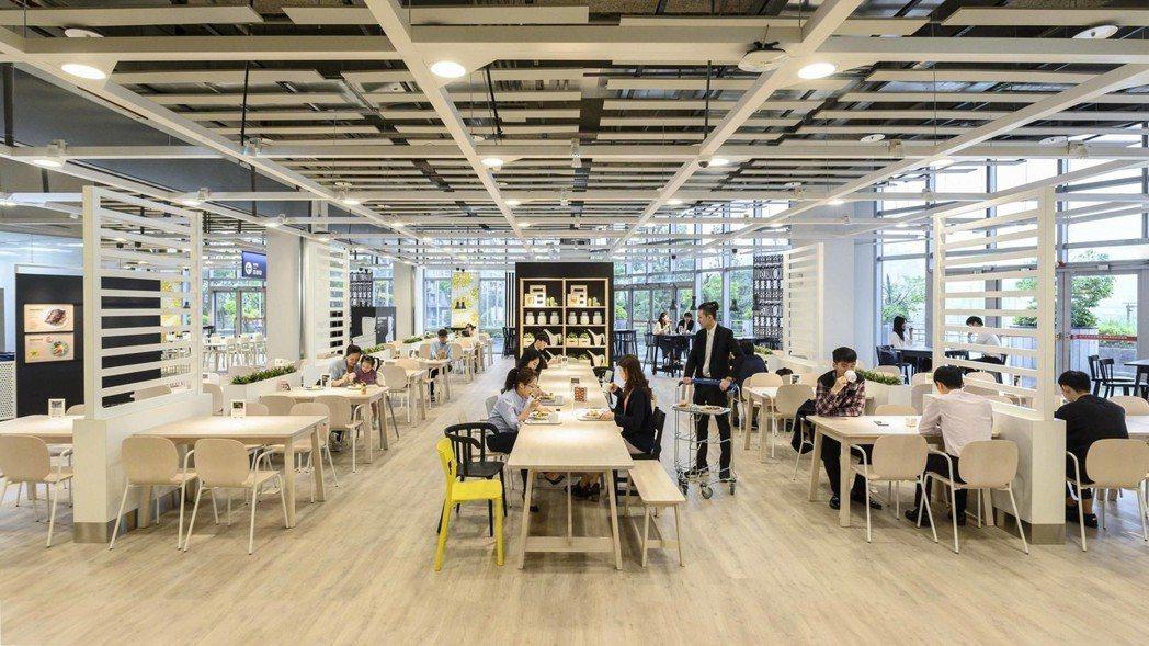 IKEA新店店擁有全台第一家悠閒景觀的IKEA瑞典餐廳,共有434個座位,一大片...