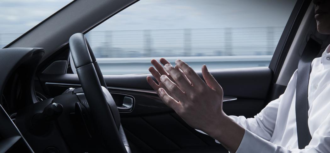 ProPILOT 2.0可達成在高速公路上放雙手的自動駕駛。 摘自Nissan