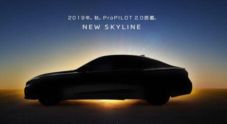 影/Nissan發表第二代ProPILOT 2.0自動駕駛系統 將搭載於小改款Skyline上!