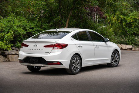 美規2020 Hyundai Elantra價格微調 導入IVT變速箱告別手排!
