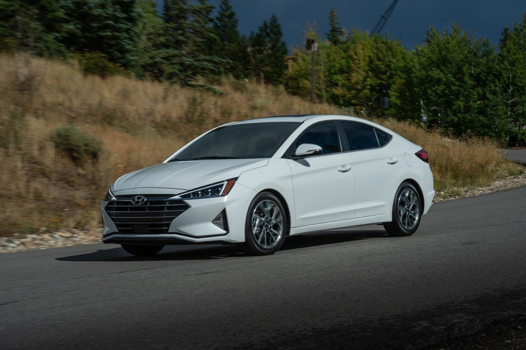 美規2020 Hyundai Elantra除了Elantra Sport外,其...