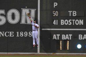 棒球場上最邊緣的位置——我的「左外野」宣言