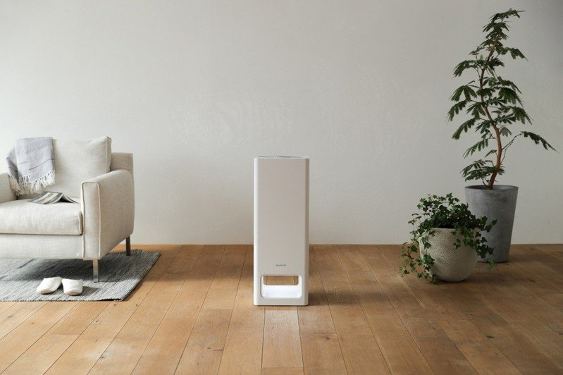 新一代BALMUDA The Pure空氣清淨機