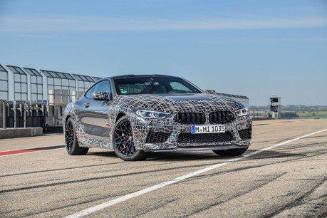 影/全新BMW M8駕駛設定再升級!連煞車都能調整了!
