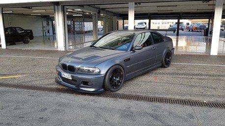 影/擁有美式V8聲浪的BMW M3 變速箱還是Cadillac凱迪拉克的!